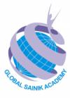 Global Sainik Academy Logo